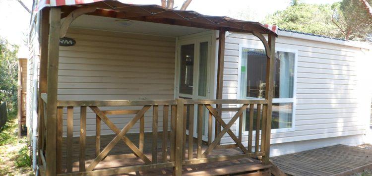 location mobil home Pyrénées Orientales