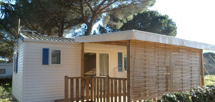 location mobil home maureillas las illas
