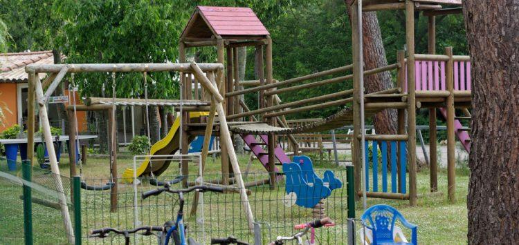 camping les pins le congo avec espace enfants