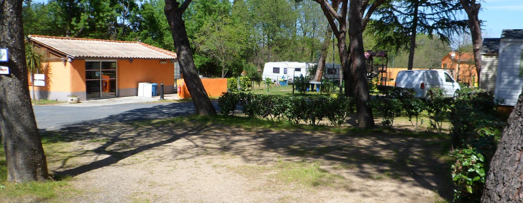 emplacement camping Pyrénées Orientales