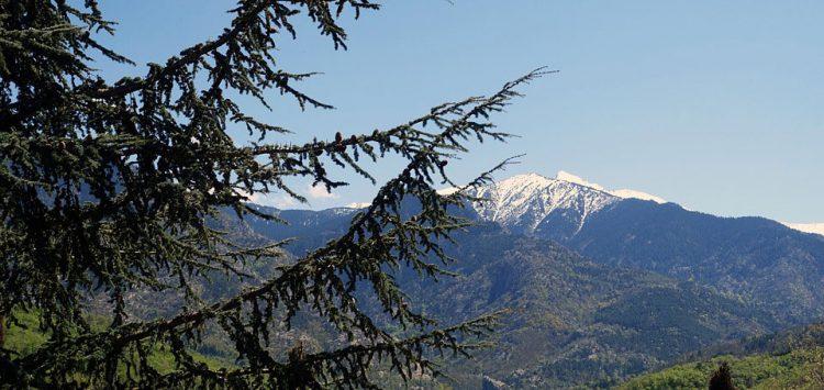 camping montagne pyrénées orientales